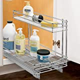 Lynk 451121 Roll Out Under Sink Drawer 11.5W x 21D x 14H in.