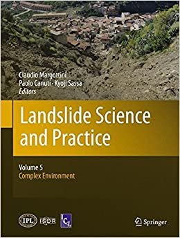 Book Landslide Science and Practice: Volume 5: Complex Environment