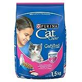 Cat Chow Gatitos 1 a 12 Meses 1.5 Kg, 1 Count
