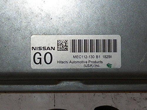 Engine Computer Ecu Control - 2011 11 NISSAN ALTIMA 2.5L COMPUTER BRAIN ENGINE CONTROL ECU ECM MODULE
