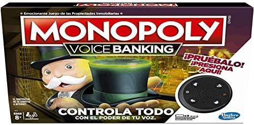 Marca Blanca Monopoly Voice Banking: Amazon.es: Juguetes y juegos