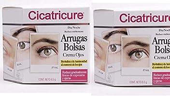 Cicatricure (Crema De Ojos) Eye Cream for Dark Circles, Wrinkles & Bags,