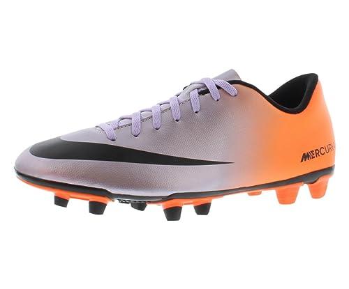 Nike Mercurial Vortex para hombre Fg superficies firmes Botines de fútbol: Amazon.es: Zapatos y complementos