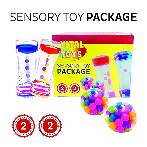 Toys For Autistic Adults : Sensory toy package by vital toys pack autism