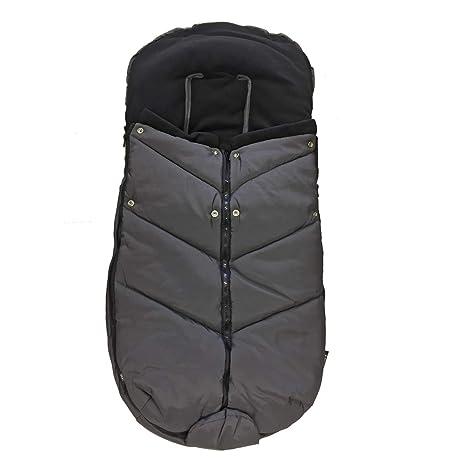 Bozz Ergo - Saco de dormir universal extra largo con forro polar ...