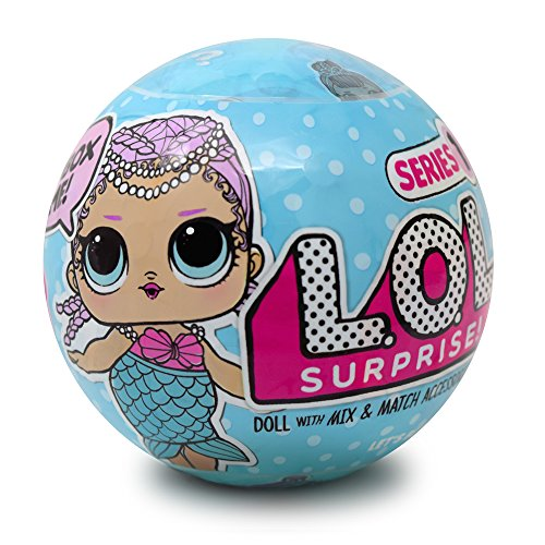 L.O.L. Surprise! Series 1-1 Doll by L.O.L. Surprise!