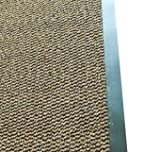 Dirt Stopper Carpet Runner 60cm x 160cm Beige/Black.With Non-Slip Back RRP £29.99