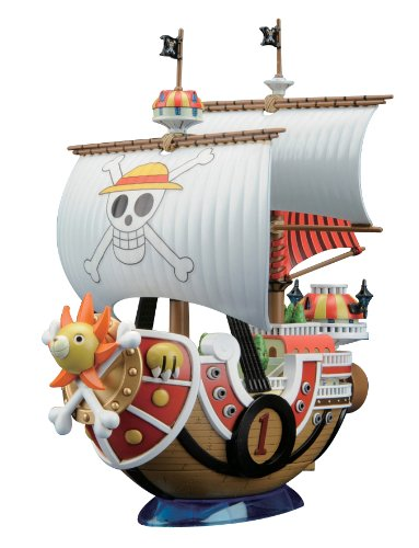 Bandai Hobby Thousand Sunny Model Ship One Piece - Grand Ship Collection