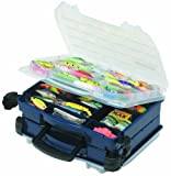 Plano Double Cover Two Sided Tackle Organizer, Outdoor Stuffs