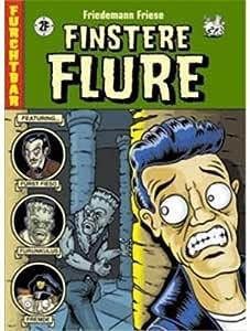 2F-Spiele 8014 Finstere Flure - Juego de Mesa [Importado de Alemania]: Amazon.es: Juguetes y juegos