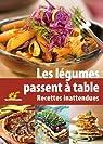 Les légumes passent à table : Recettes inattendues par Beucher
