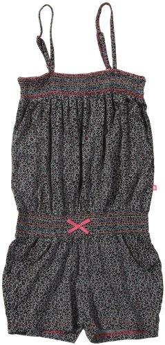 LEBIG Girls' Jumpsuit (Toddler/Kids)- Leopard - (Leopard Jumper)