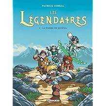 Les Légendaires T01 : La Pierre de Jovénia (French Edition)