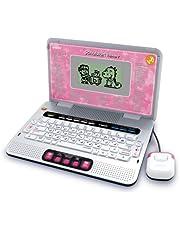 VTech 80-109794 - schoolstart laptop E roze