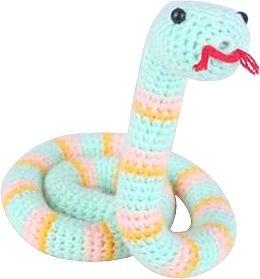 Little Muggles | New Year Snake | 557x522