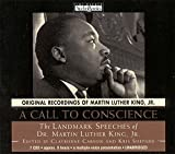 img - for A Call to Conscience: The Landmark Speeches of Dr. Martin Luther King, Jr. book / textbook / text book