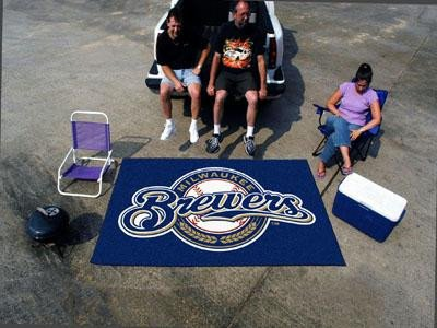 Milwaukee Brewers Mlb Pool - Fanmats MLB - Milwaukee Brewers Ulti-Mat/59.5