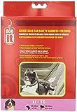 Dogit Adjustable Car Safety Harness, Black, X-Large For Sale