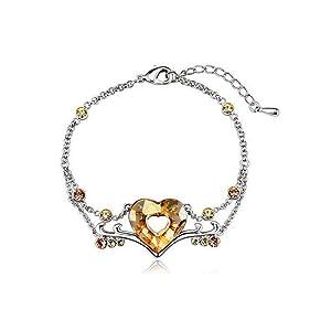 C.H Angle European and American Fashion Twelve Constellation Retro Bracelet(C6)