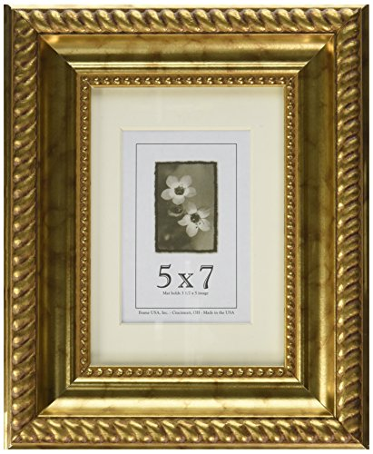 5x7 Wood Picture Frame, (Antique ()