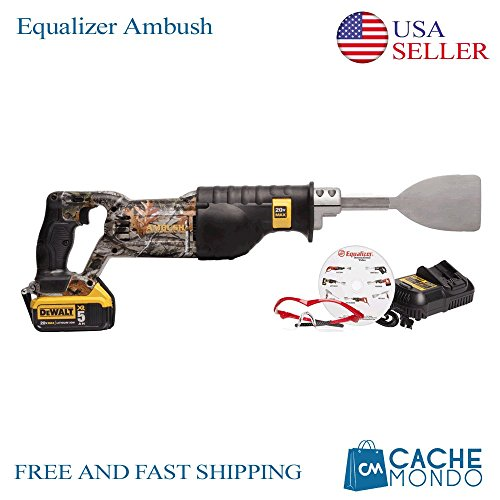 (Equalizer Ambush ATV2012 - Auto Glass Replacement Kit)