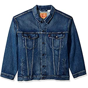 Levi's Men's Big & Tall Trucker Jacket