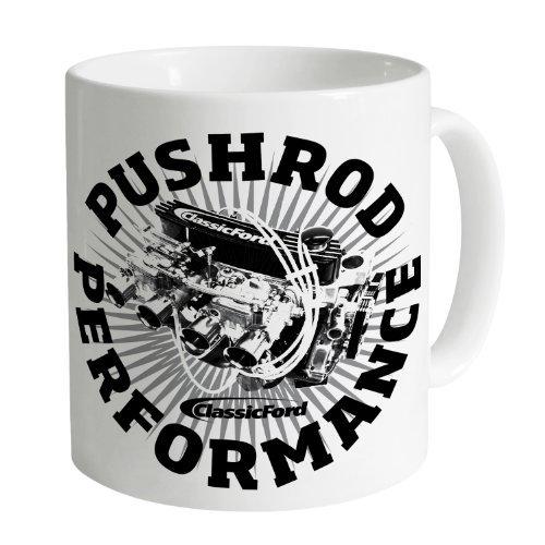 Classic Ford Pushrod Performance Mug ()