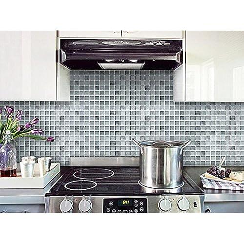 Kitchen Wallpaper Backsplash: Kitchen Backsplash Wall Paper: Amazon.com