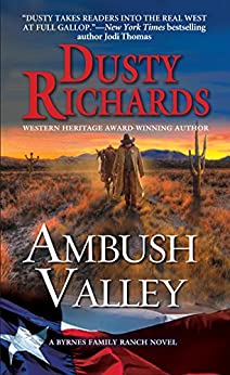 Ambush Valley (Byrnes Family Ranch series Book 5) by [Richards, Dusty]