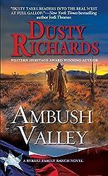 Ambush Valley (Byrnes Family Ranch series Book 5)