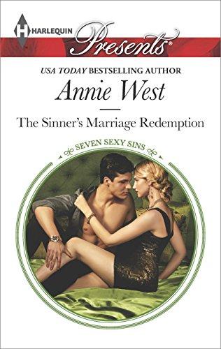 The Sinner's Marriage Redemption (Seven Sexy Sins Book 5) (Seven Sexy Sins)