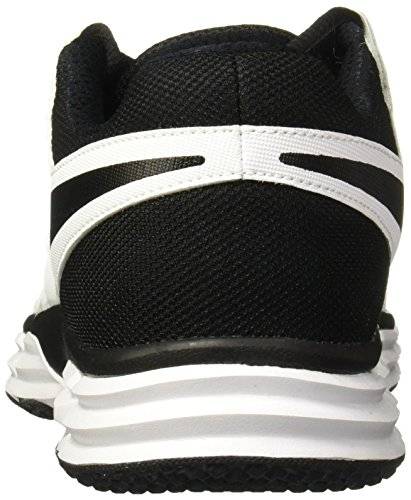 100 Lunar Scarpe da TR Fingertrap White Black Uomo Nike Fitness Bianco wvnBZBA