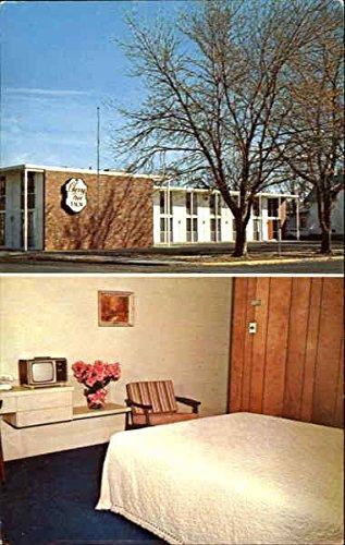 Cherry Tree Inn, 823 North Broadway Billings, Montana Original Vintage Postcard