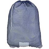 Laundry Bag, Blue, Drawcord, PK12