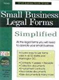 img - for Small Business Legal Forms Simplified book / textbook / text book