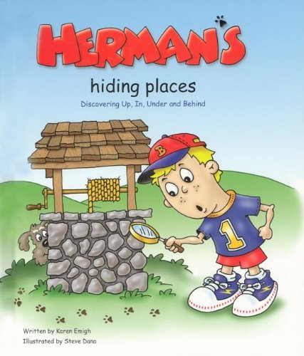 Herman's Hiding Places: Discovering Up, In, Under and Behind pdf