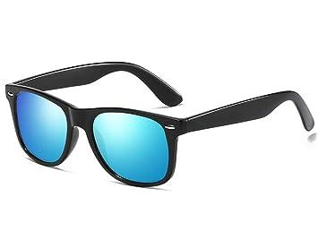 Gafas De Sol del Excursionista Polarizado De Los Hombres, Gafas De Sol Retro Que Conducen