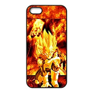 DIY Printed Dragonball Z cover case For iPhone 5, 5S BM3700001