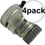 Quik Drive MAA3G2 Adapter for Makita FS2200, FS4200, FS6200 4-Pack