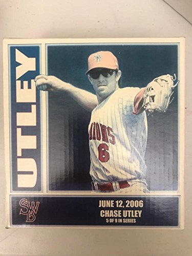 Chase Utley Scranton Wilkes-Barre Red Barons 2006 - Stores Wilkes In Barre