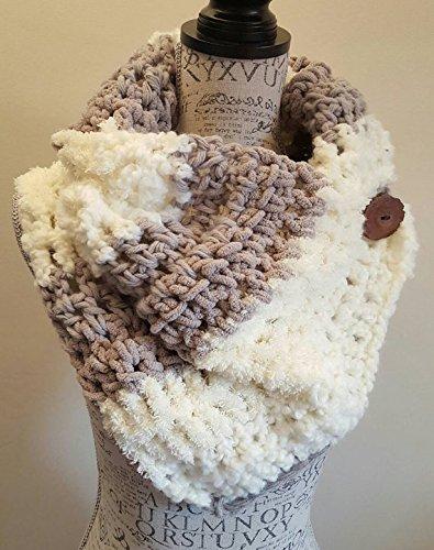 Amazon Crochet Scarf Infinity Scarf Infinity Cowl Cowl