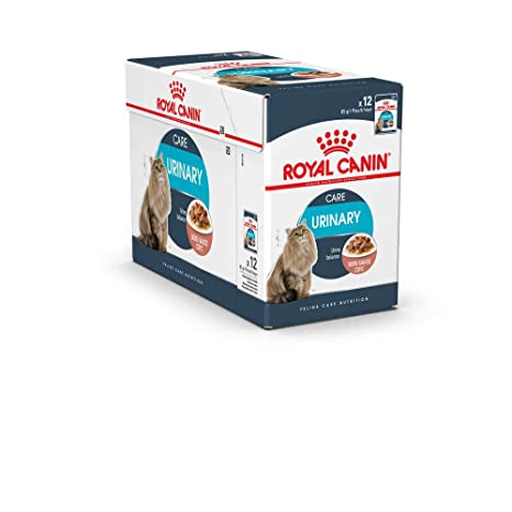 ROYAL CANIN Comida para Gatos Urinary Care 12 * 85 Gr: Amazon.es ...
