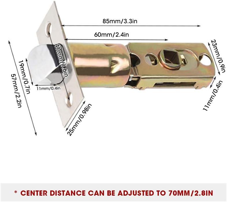 USB-Sicherheitst/ürhebelschloss f/ür Zuhause//Hotel // Byged Intelligentes Fingerabdruck-T/ürschloss Intelligentes biometrisches Schloss Fingerabdruck-Passwort Bluetooth-App-Schl/üssel entsperren