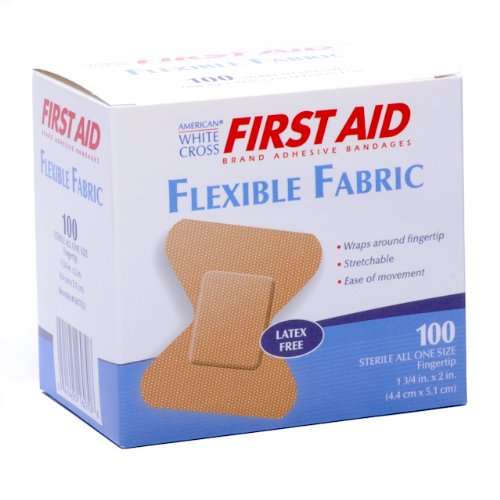 White Cross First Aid Flexible Adhesive Bandages 1607033