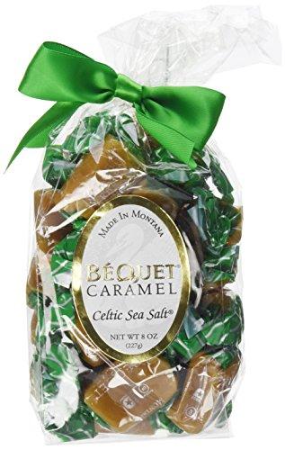 Salt Caramels (Bequet Gourmet Celtic Sea Salt Caramel - 8 oz bag)