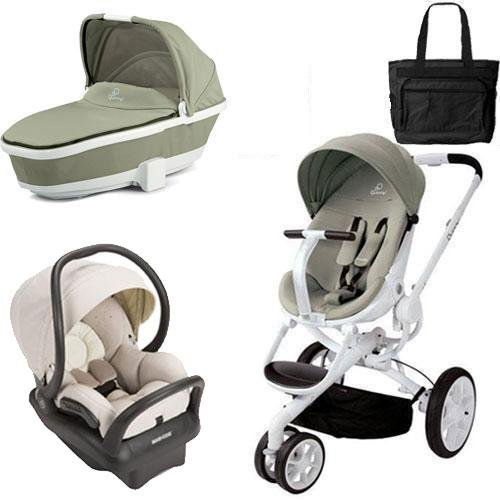 Quinny Pram And Bassinet - 3