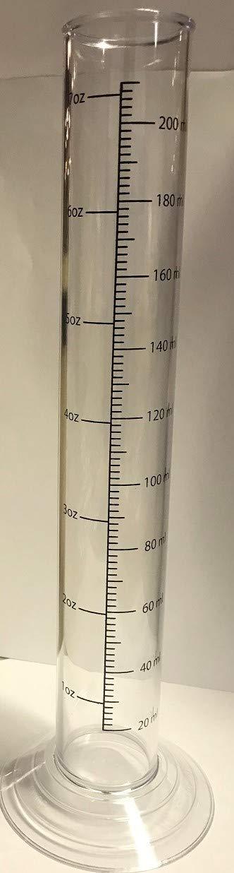 Vintage Shop 14'' Hydrometer Test Jar for Beer or Wine Sampling by Vintage Shop