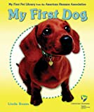 My First Dog, Linda Bozzo, 0766027546