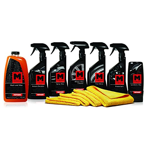 M-Tech Car Care Detailing Kit (11 Piece) ()
