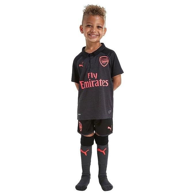 separation shoes 48c68 a3326 Puma Arsenal FC 2017/18 Mini Kit Childrens